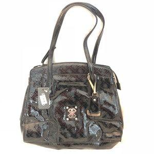 NWT guess Handbag Purse Black